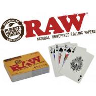 Raw Spillekort
