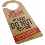Raw Dørskilt