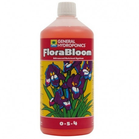 GHE flora bloom