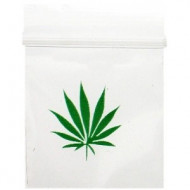 Cannabis Lynlåsposer