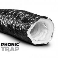 PhonicTrap Ultra Støjsvag Aluflex Ventilationsslange