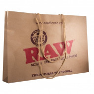 Raw Shopping Bag