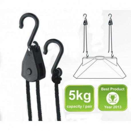 Light Hangers, 2 stk.