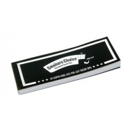 Smokers Choice Super King Size Black Pre-Cut Filter Tips