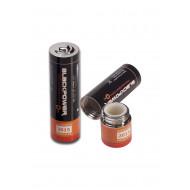 AA Batteri Med Skjulested
