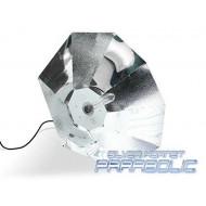 SilverKornet Parabol Skærm