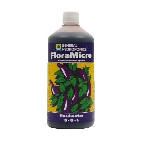 GHE FloraMicro Hardwater