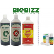 Biobizz Gødnings Kit