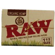 RAW Organic 1 1/2